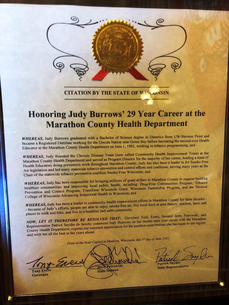Judy_Burrows_Award